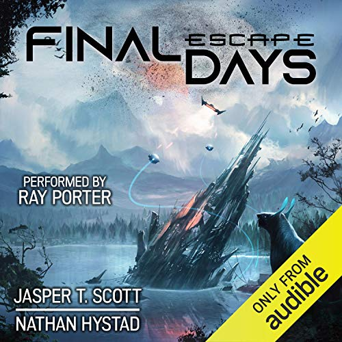 Final Days: Escape cover art
