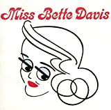 "album cover: ""Miss Bette Davis"""
