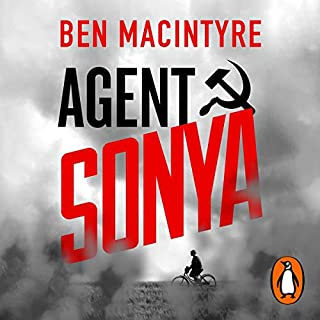 Agent Sonya cover art