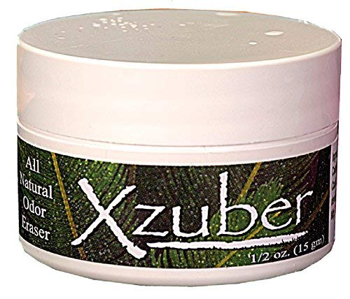 Xzuber All Natural Odor Eraser Cream Eliminates Foot Odor and Body Odor by Controlling the Odor Causing Bacteria. No More Stinky Feet, Underarm Odor or Smelly Shoes.