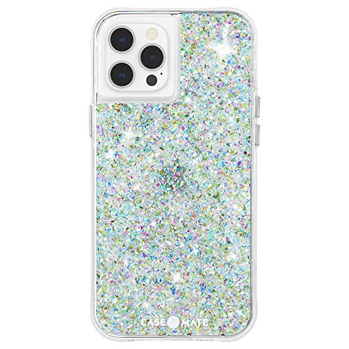 Case-Mate - Twinkle - Case for iPhone 12 and iPhone 12 Pro (5G) - 10 ft Drop Protection - 6.1 Inch - Confetti