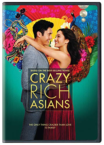 Crazy Rich Asians (DVD)