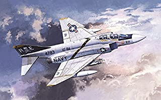 Academy USN F-4J VF-84 Jolly Rogers Model Kit