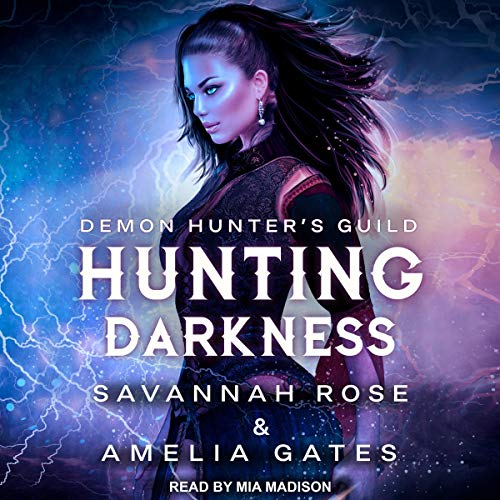 Hunting Darkness cover art