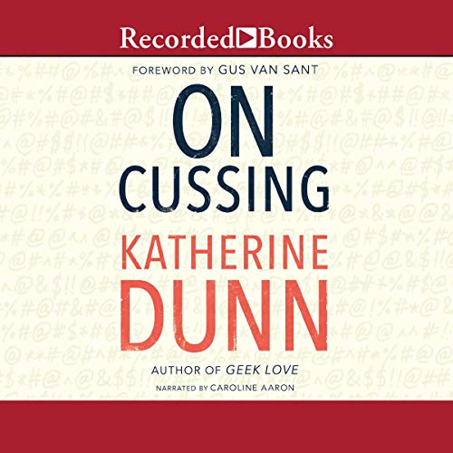 On Cussing audiobook cover art