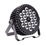 UKing Luci del Palcoscenico LED, 200W RGBW Auto/Voice/ DMX512 Controllo per Club Bar KTV W...