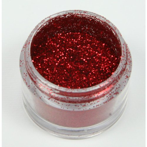 Holly Cupcakes Stunning Sparkly Decorating Glitter: Red