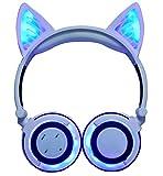 LIMSON Auriculares Inalámbricos Bluetooth Sobre el Oído, Headphones...