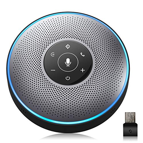 Crave Curve Mini Portable Bluetooth Wireless Intelligent Speaker with Built-in Microphone and Speakerphone