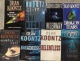 Dean Koontz Hardcover 10 Novel Collection