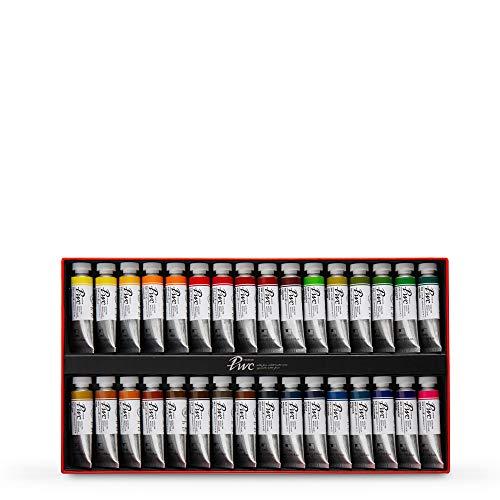 PWC SHINHAN Extra Fine Watercolor Paint 15ml Tubes 32 Color Set