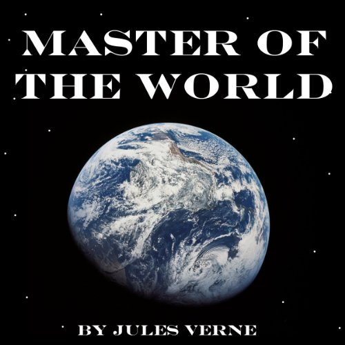 Master of the World audiobook cover art