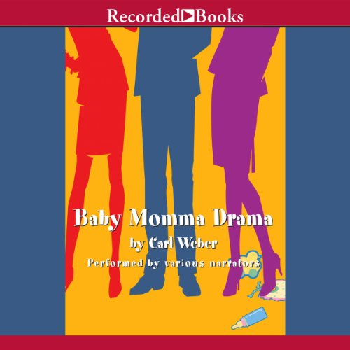 Baby Momma Drama audiobook cover art