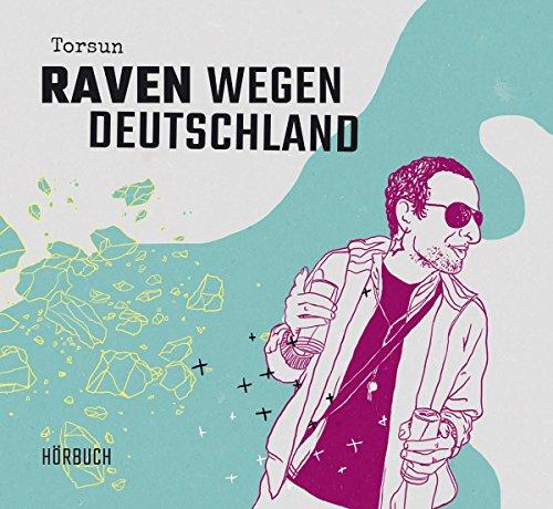 Raven Wegen Deutschland (4cd Hrbuch)