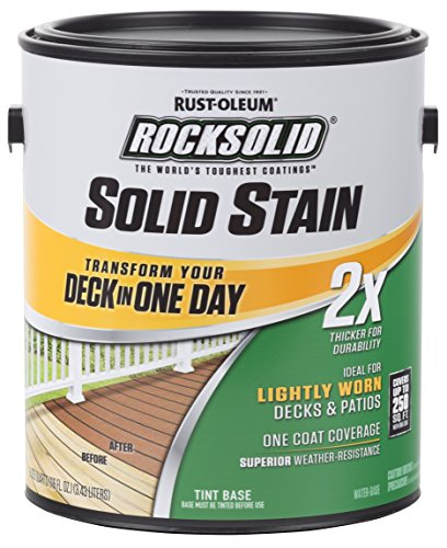 Rust-Oleum Rocksolid Solid Deck Stain