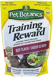 Cardinal Laboratories Pet Botanics Training Rewards Mini Treats for Dogs