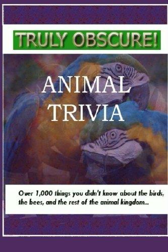 1000 animal facts - 9