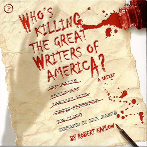 Couverture de Who's Killing the Great Writers of America?