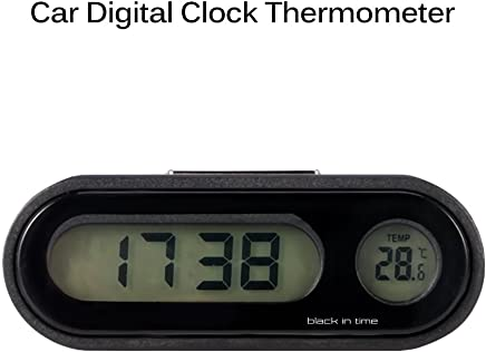 AOZBZ Motorcycle Thermometer Digital Waterproof Stick On Motorcycle Thermometer Kitchen Digital Thermometer