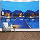Specification: 80x60 (200X150cm). This dorm tapestry funny shows luxury due to its large size, take little space, without any compelex installing process, an essential shorcut to decorate your room quickly. Decent material: Adopt top-grade Polyester ...