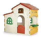 FEBER -  Sweet House, Casita infantil para el jardín (Famosa 800010960)