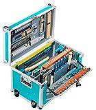 Leichtbau-Zimmerei-Werkzeugkiste mit 184 Werkzeugen