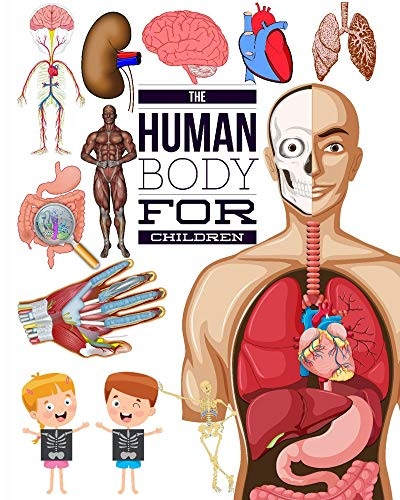 The Human Body for Children: My first interactive human body for kids ages 4-8, How it works. (English Edition)
