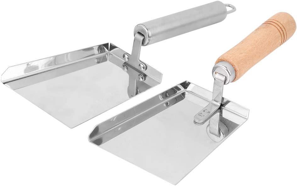 outlet Equipment-2PCS Beehive Cheap SALE Start Shovel Stainless Clea Steel Scraper Honey