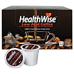 HealthWise Low Acid Coffee