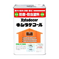 大阪ガスケミカル株式会社 キシラデコール チーク 14L