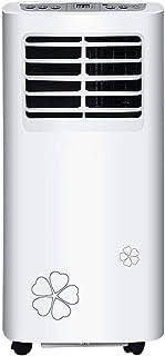 YYSYN - Aire acondicionado portátil con manguera de extracción, 3500 W, con doble control, deshumidificador de tiempo controlado y ventilador., Manual., Single cold type