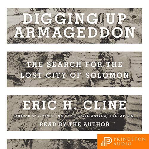 Digging Up Armageddon cover art