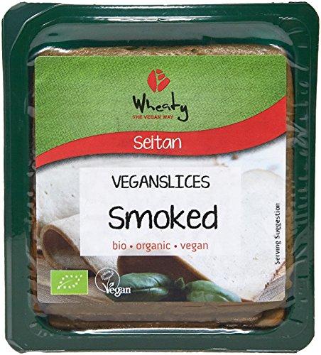 Wheaty vom Rauch (Aufschnitt geräuchert), vegan, 100g