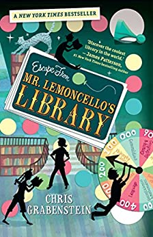 Escape From Mr. Lemoncello's Library by [Chris Grabenstein]