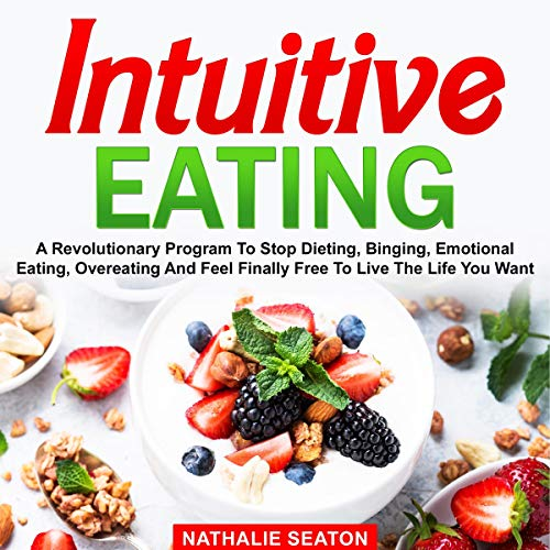 Intuitive Eating  By  cover art