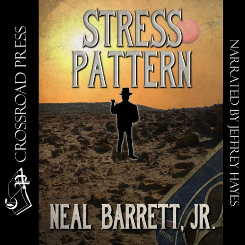 Stress Pattern audiobook cover art