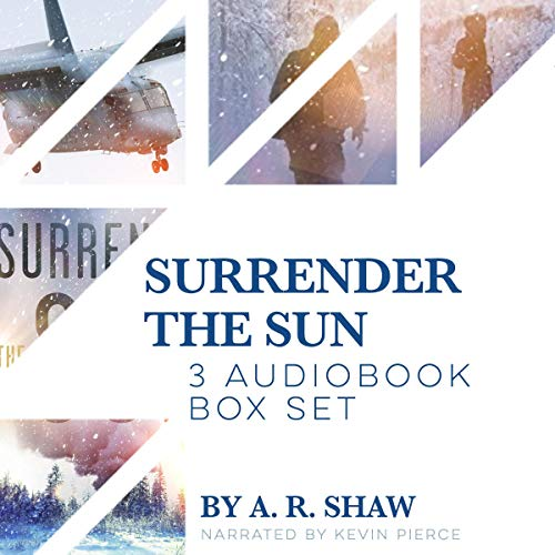 Surrender the Sun Series Boxset: Books 1-3 Apocalyptic Dystopian Thriller cover art