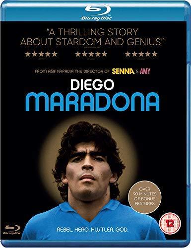 Diego Maradona Blu-Ray