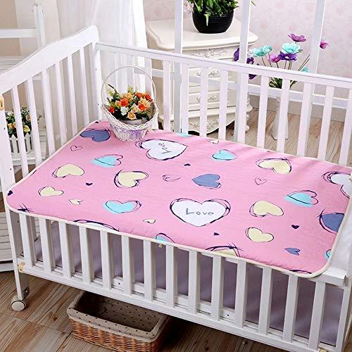 Coprimaterassi 'impermeabili' dotati di protezione assorbente per l'incontinenza del letto lavabile sotto la protezione del cuscinetto - per anziani, adulti, bambini o animali domestici