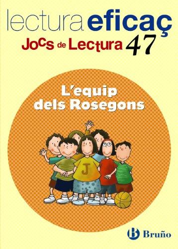 L'equip dels Rosegons Joc Lectura (Català - Material Complementari - Jocs De Lectura) - 9788421698297 (Jocs De Lectura (catalan))