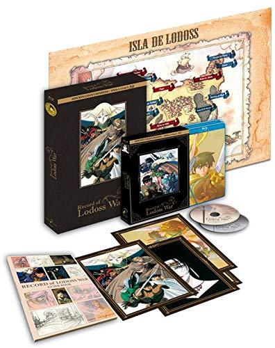 Record of Lodoss War - Edición Coleccionista [Blu-ray]