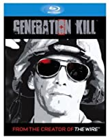 Generation Kill (2008) (BD) [Blu-ray]