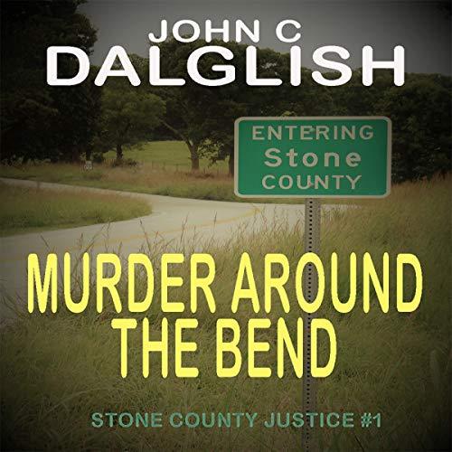 Murder Around the Bend audiobook cover art