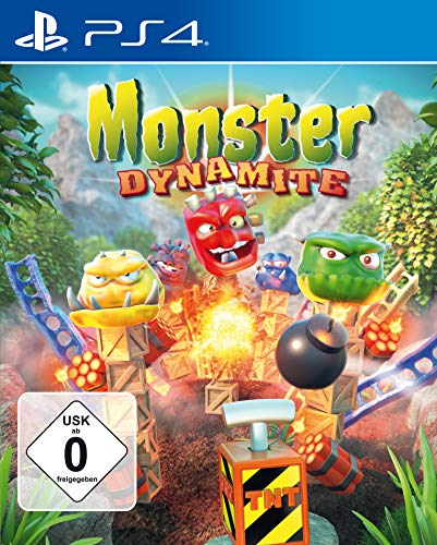 Monster Dynamite - Sony PlayStation 4
