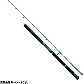 ダイワ(DAIWA) ジギングロッド ソルティガAP(エアポータブル) J66HS 釣り竿