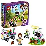 LEGO41425FriendsHuertodeFloresdeOliviaJuguetedeConstrucciónparaNiñosyNiñas+6añosconMiniMuñeca