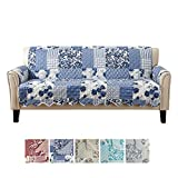 Patchwork Scalloped Printed Furniture Protector....