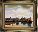 Historic Art Gallery View of Delft by...