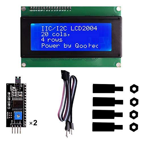 IIC I2C Serial LCD Screen 2004 20X4 Modulo Display LCD 2004/20 X 4, 5V Compatibile Con Arduino Uno R3 MEGA 2560