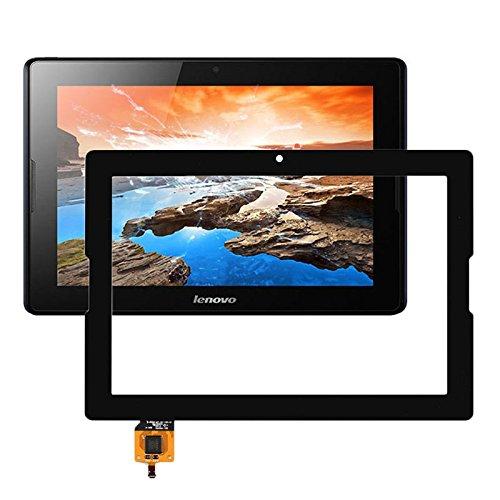 GBHGBH ES Reemplazo de Pantalla táctil for Lenovo A10-70 / A7600 (Color : Black)